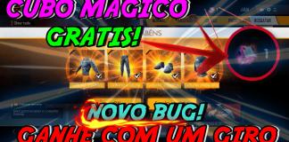 CUBO MAGICO FREE FIRE