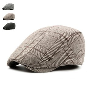 Brand Fashion British Style Hats for Men & Women High Quality
