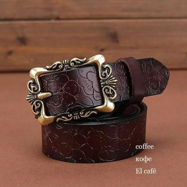 Fashion Women Leather Belts 7