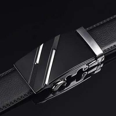Men Top Quality Genuine Leather Belt 12