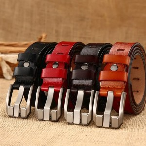 Women Designer Fashion Leather Belt