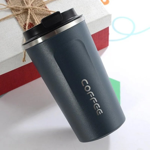 New Style Double 304 Stainless Steel Mug Thermos 10