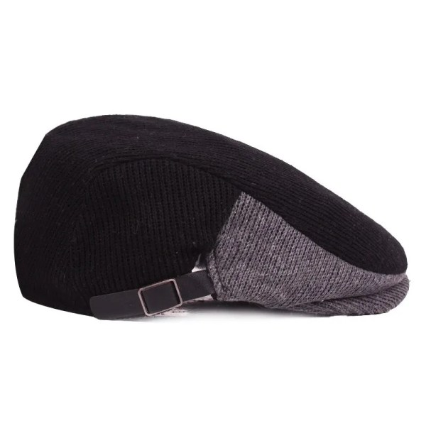 New Fashion Casual Autumn Sports Berets Caps For Men and Women 3