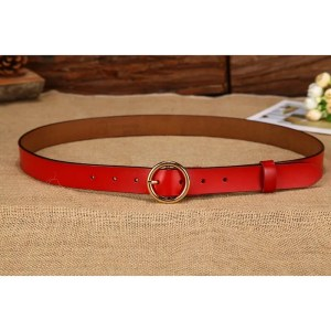 Designer Leather Belt for Women