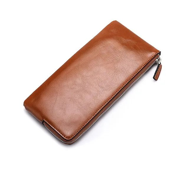 Men's Luxury High Quality Leather Wallet with Card Holder 7
