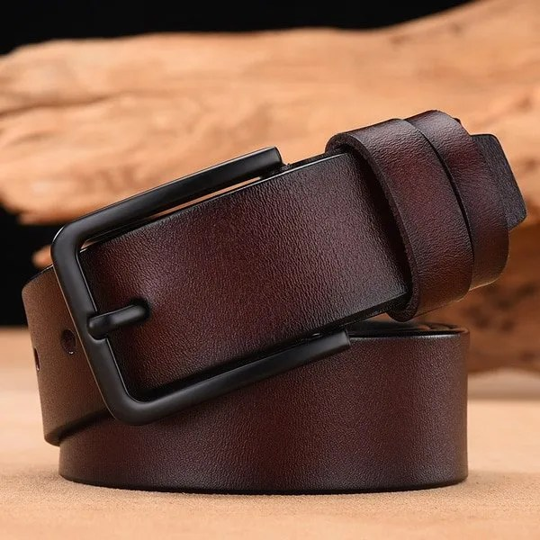 Casual Men's Genuine Leather Belt 7