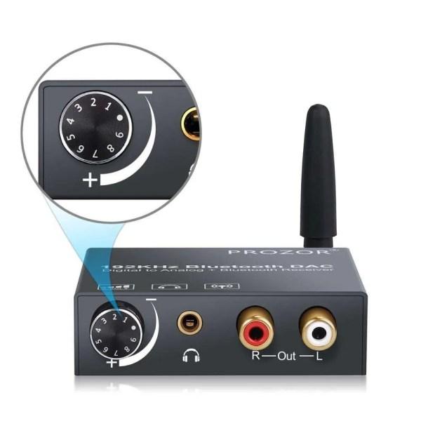 192 kHz Digital to Analog Audio Converter 1