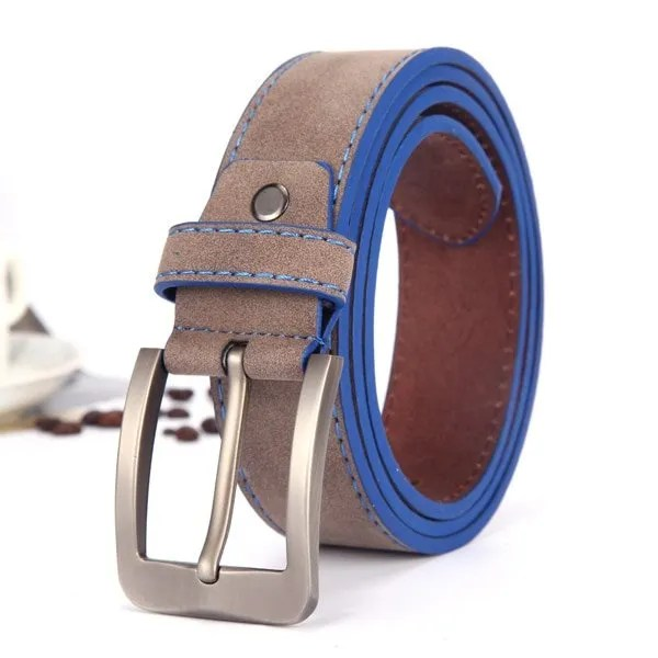 2019 Men's Designer High Quality Genuine Leather Belt 6