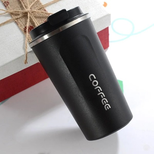 New Style Double 304 Stainless Steel Mug Thermos 9