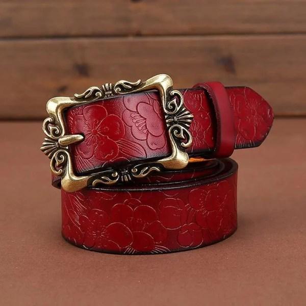 Fashion Women Leather Belts 2