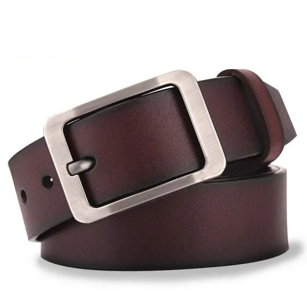 Casual Men's Genuine Leather Belt 1