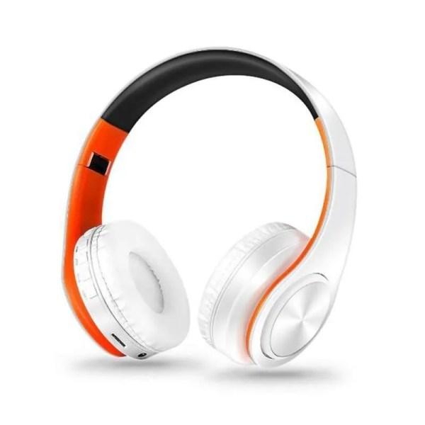 Folding Bluetooth Wireless Headphones 4