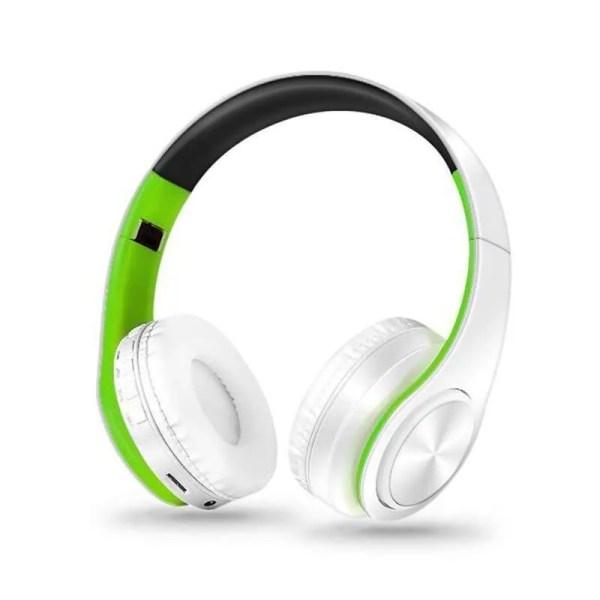 Folding Bluetooth Wireless Headphones 3