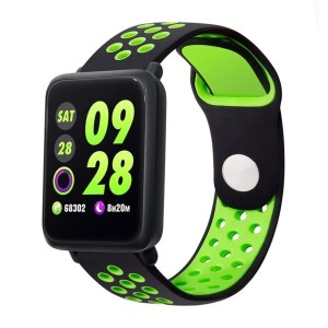 M28 Smart Watch Blood Pressure Monitor IP68 Waterproof Fitness Tracker