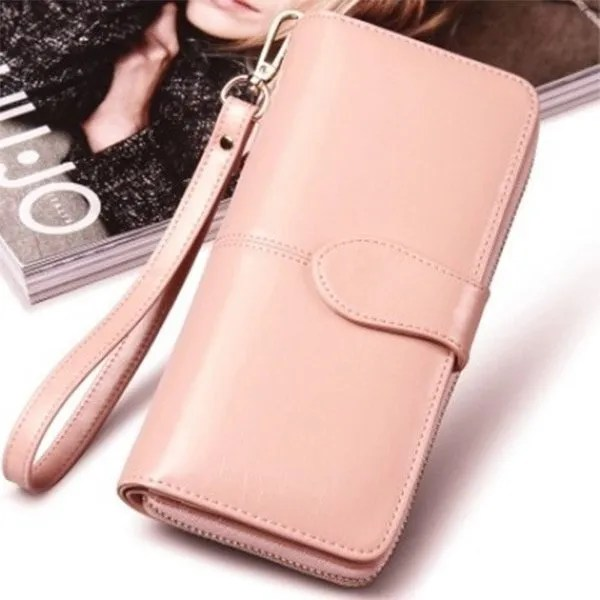 Wallet Best 2019 Women Coin Purse Long Leather Wallet 12