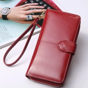 Wallet Best 2019 Women Coin Purse Long Leather Wallet