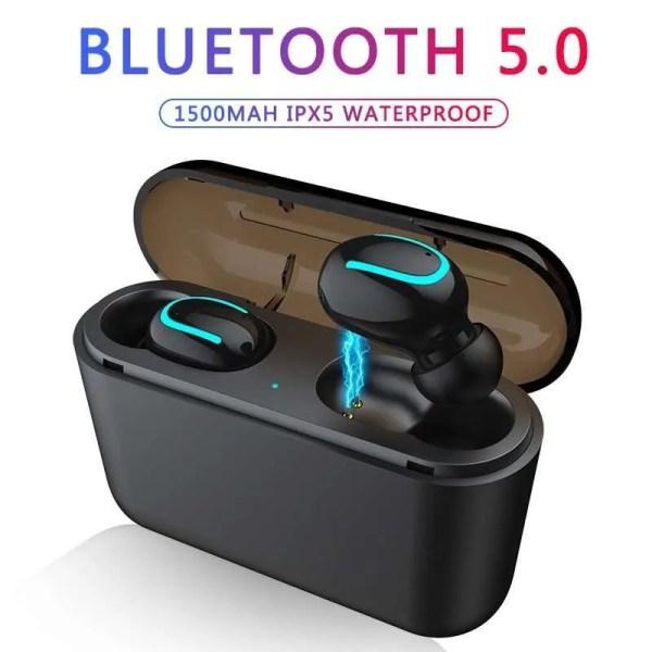 Bluetooth TWS Wireless Bluetooth 5.0 Earphones 1