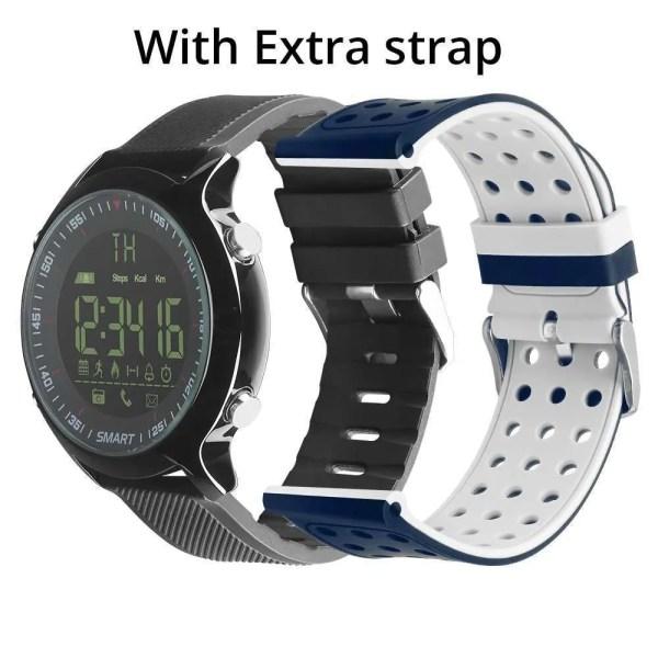Smart Watch Waterproof IP68 with 5ATM Passometer Message Reminder 8