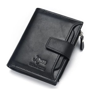 Men's High Quality Leather Wallet Purse