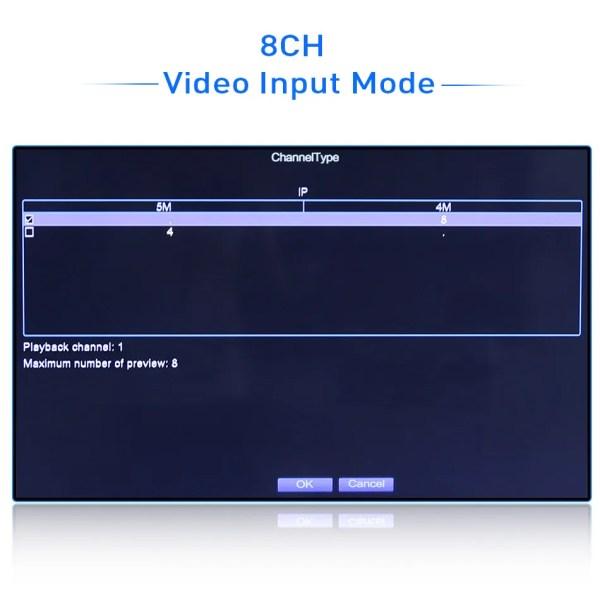 Hiseeu  P2P 8CH 16CH CCTV NVR Camera Video Recorder 3