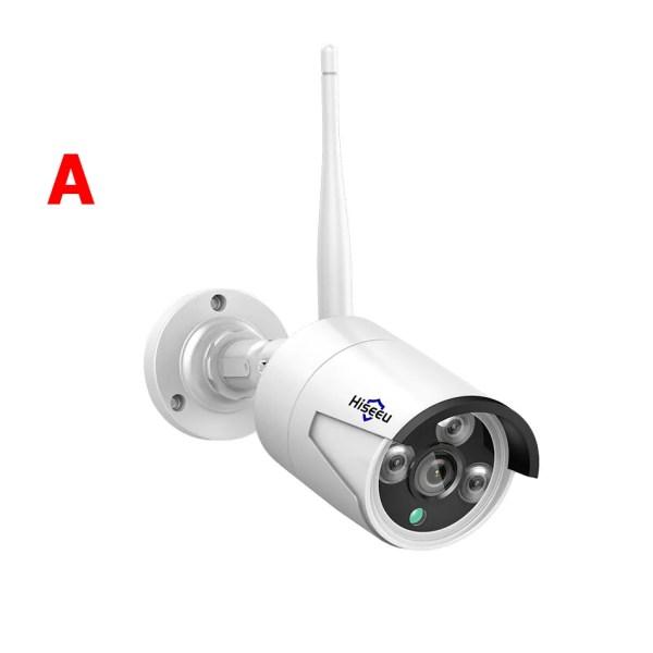 1080P Waterproof Wireless Wifi IP Camera with 3.6 mm Lens 1