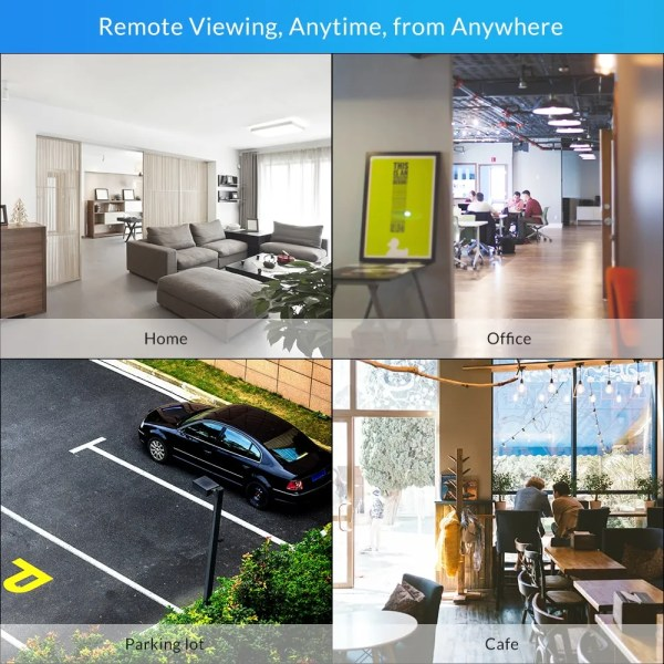 Reolink 8CH NVR Video Recorder for 4MP/5MP/4K IP Cameras 4