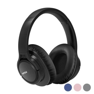 Large Over Ear Bluetooth Hi-Fi Stereo Noise Cancelling Headphones