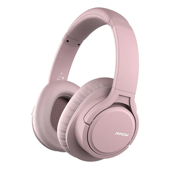 Large Over Ear Bluetooth Hi-Fi Stereo Noise Cancelling Headphones 9