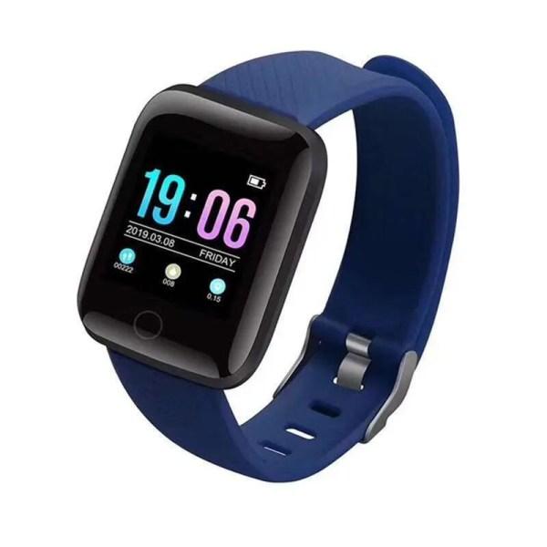 Men and Women Smartwatch Fitness Tracker Bracelet 6