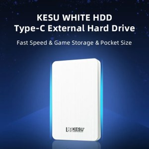 High Quality KESU HDD 2.5″ External Hard Drive