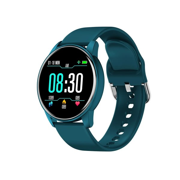 Real-time Weather Forecast Activity Tracker Heart Rate Monitor Sportswatch 9