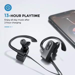 New Flame 2 Wireless Bluetooth 5.0 Noise Cancelling Sport Headphones
