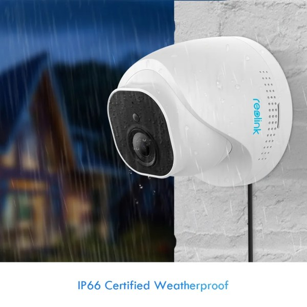 Reolink PoE 5MP 2560*1920P Audio Dome HD Security Camera 5