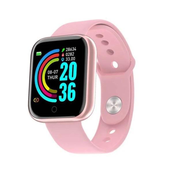 Men and Women Smartwatch Fitness Tracker Bracelet 10