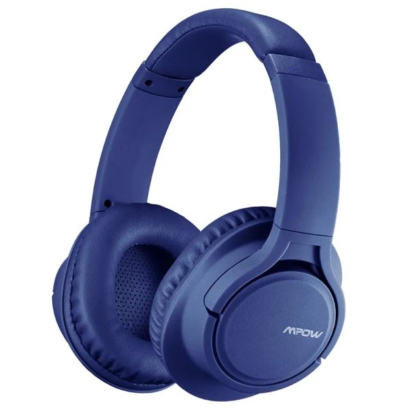 Large Over Ear Bluetooth Hi-Fi Stereo Noise Cancelling Headphones 8