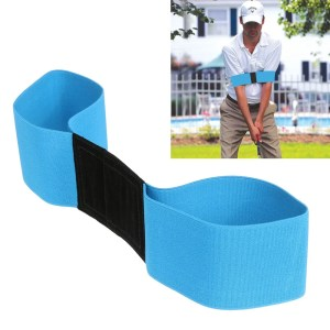Beginner Golf Swing Elastic Arm Band Trainer