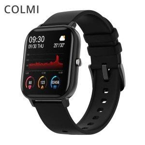 COLMI P8 1.4 inch Men  Full Touch Smart Watch