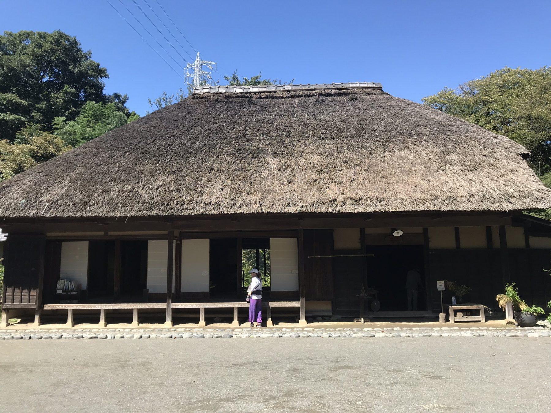 舞岡公園の古民家