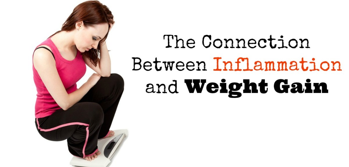 The Inflammation and Weight Loss Connection: How Inflammation is Keeping You Overweight
