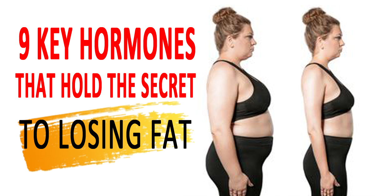 9 Key Hormones That Hold The Secret To Losing Fat and Feeling Great…FAST!