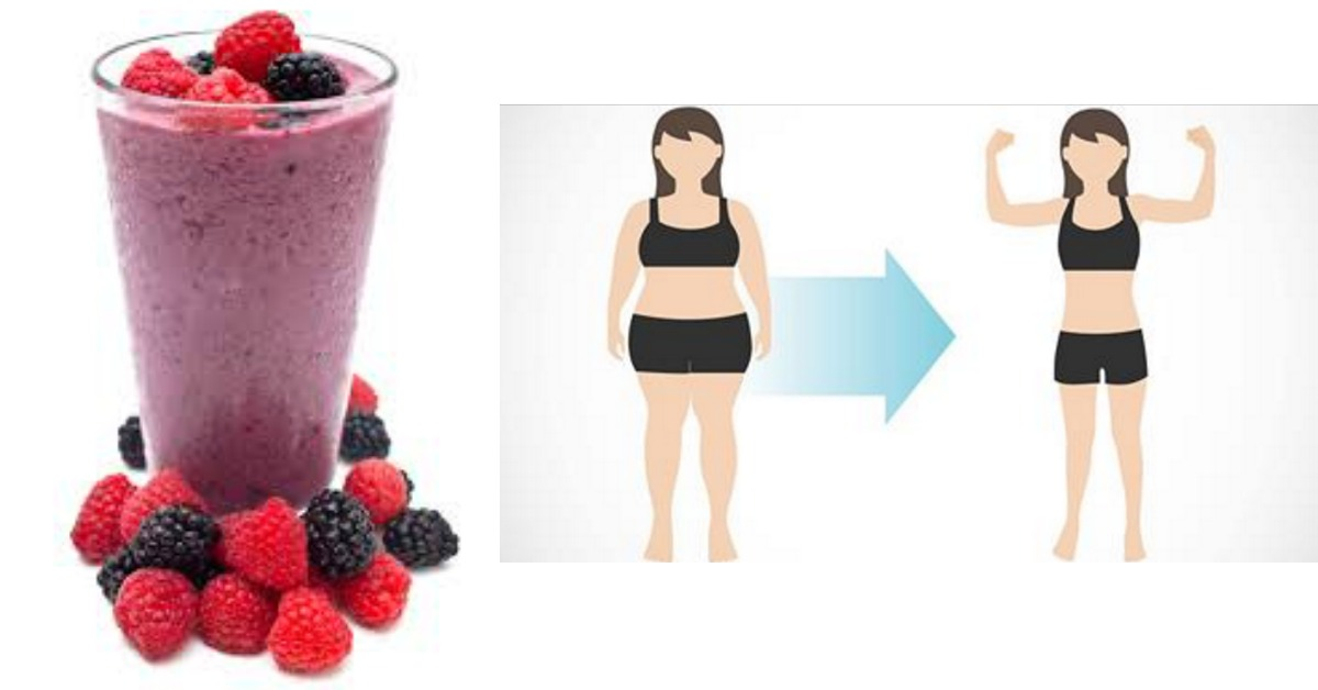7 Smoothies To Supercharge Your Metabolism, Weight Loss and Inflammation-Fighting Like Never Before