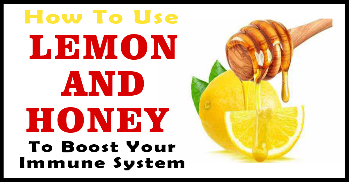 Try This Lemon and Honey Elixir To Boost Your Immune System