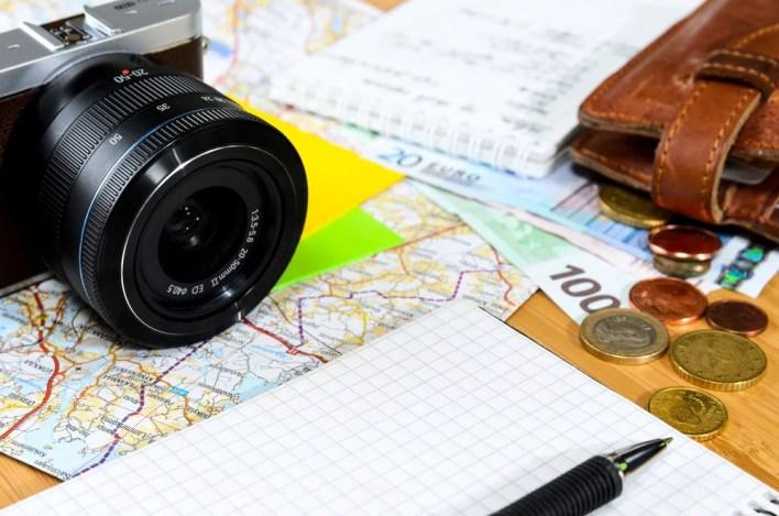 Stylish Travel Maps