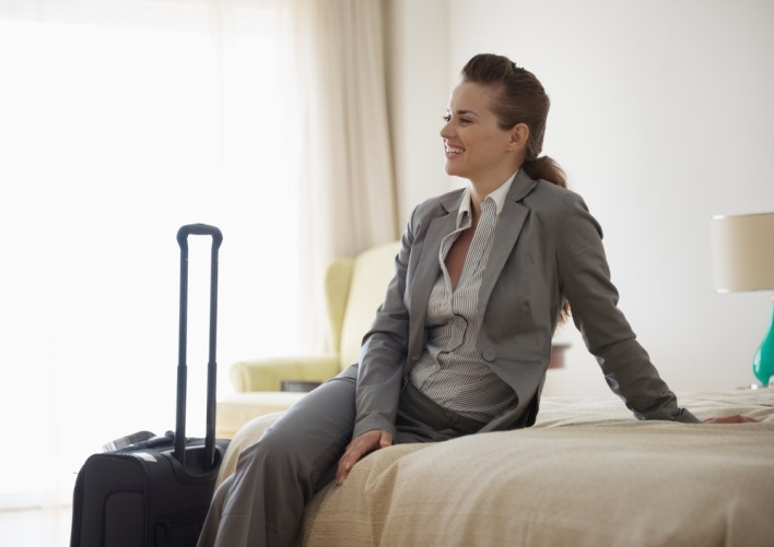 Use the SPG Business to Relax on Travel