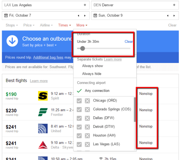 Google_Flights_Filter_by_Duration