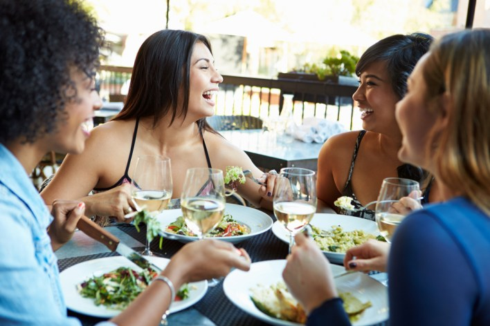 Chase Sapphire Reserve℠ Card gets 3x points at restaurants