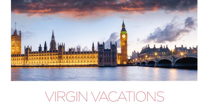 virgin america virgin vacations