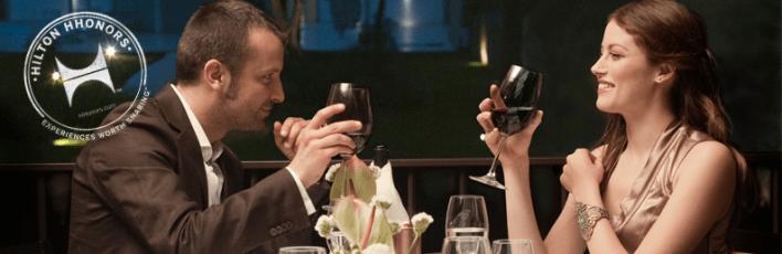 hilton hhonors vinesse wines