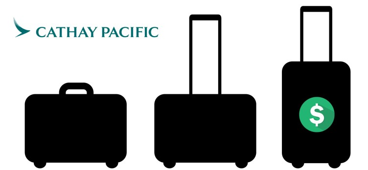 Cathay Pacific baggage fees