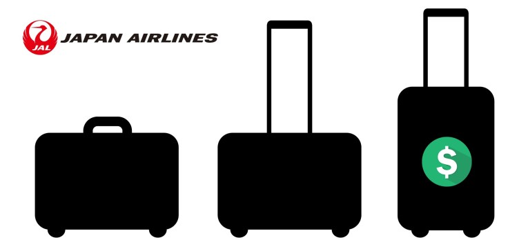 Japan Airlines baggage fees